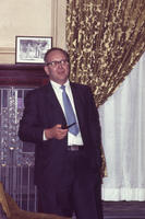 1969 Bob Harker (Iowa State University 1943) at Rho Phi Chartering Weekend