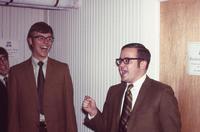 1969 Bill Miller (Indiana University 1962, Purdue University 1996) at Rho Phi...