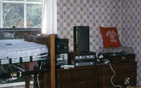 1969 Bedroom in Rho Phi Chapter House
