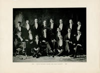 1896 Group Picture of Ohio State University Chapter