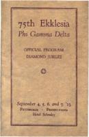 1923 Ekklesia Collection