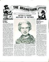1968 March Newsletter Alpha Iota (Iowa State University)