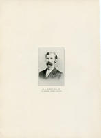 M.E. Alderson, M.D. (Bethel College 1871)