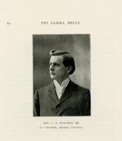 Rev. C.V. Edwards (Bethel College 1896)