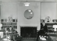 Brothers in Davidson College Chapter House