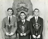 Davidson College Brothers Holding Awards