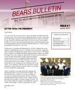 2017 January Newsletter Psi Mu (Missouri State University)