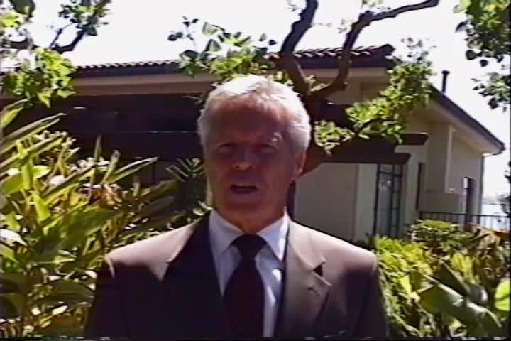 2004 Ekklesia Greeting from Olympic Gold Medalist Bernie Wrightson (Arizona...