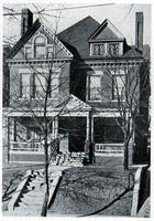 1923 Pi Sigma Chapter House at University of Pittsburgh