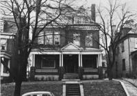 1953 Pi Sigma Chapter House at University of Pittsburgh