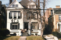 1981 Pi Sigma Chapter House at University of Pittsburgh