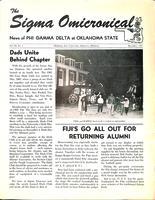 1967 December Newsletter Sigma Omicron (Oklahoma State University)