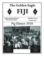 2010 Fall Newsletter Theta Tau (Tennessee Technological University)