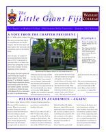 2012 Summer Newsletter Psi (Wabash College)v