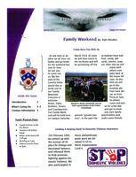 2013 Spring Newsletter Kappa Chi (William Woods University)