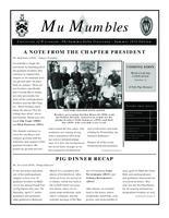 2013 Summer Newsletter Mu (University of Wisconsin)