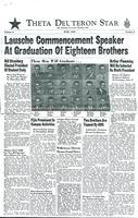 1949 June Newsletter Theta Deuteron (Ohio Wesleyan University)
