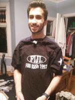 2017 Recruitment tshirt - University of Toronto