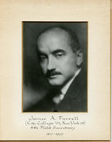 Field Secretary 004 - James A. Farrell (College of the City of New York 1907,...