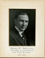 Field Secretary 002 - Walter E. Atkinson (New York University 1911, Columbia...