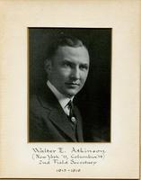 Field Secretary 002 - Walter E. Atkinson (New York University 1911, Columbia...