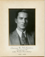 Field Secretary 012 - James R. McKeldin (University of Virginia 1925)