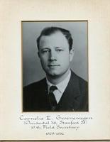 Field Secretary 010 - Cornelis E. Groenewegen (Occidental College 1928, Stanford...