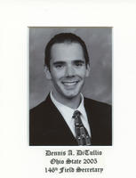 Field Secretary 146 - Dennis A. DiTullio (Ohio State University 2005)