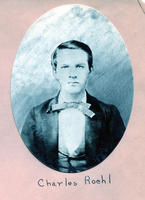 1864 - Charles Roehl (DePauw University 1864)