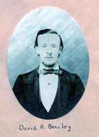 1862 - David Harrison Beasley (DePauw University 1862)