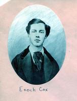 1864 - Enoch G. Cox (DePauw University 1864)