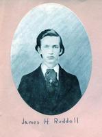 1863 - James H. Ruddell (DePauw University 1863)