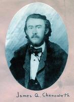 1860 - James Quilbert Chenoweth (DePauw University 1860)
