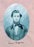 1863 - Jason Lee Rippetoe (DePauw University 1863)