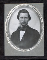 1858 - Jesse Squire Gathright (DePauw University 1858) - FRONT