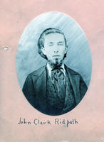 1863 - John Clark Ridpath (DePauw University 1863)