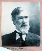 1858 - Jonathan Birch (DePauw University 1858)