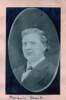 1856 - Marquis Lewis Brock (DePauw University 1856)