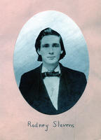 1862 - L. Rodney Slavens (DePauw University 1862)