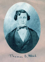 1863 - Thomas Bond Wood (DePauw University 1863)