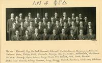 1928-1929 Nebraska group Picture