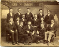 1888 Group Picture of Cornell University Founders