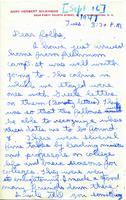 1947-09-16 Gary Wilkinson (Ohio Wesleyan University 1951) Letter