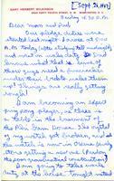 1947-09-26 Gary Wilkinson (Ohio Wesleyan University 1951) Letter
