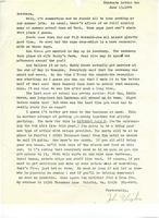 1974 Spring Newsletter Rho Alpha (Virginia Tech)