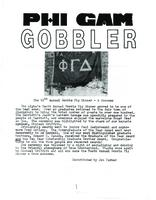 1982 Spring-Summer Newsletter Rho Alpha (Virginia Tech)