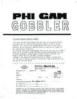 1983 Winter Newsletter Rho Alpha (Virginia Tech)