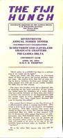 1921 April Newsletter Xi Deuteron (Case Western Reserve University)