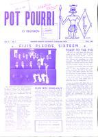 1962 Fall Newsletter Xi Deuteron (Case Western Reserve University)