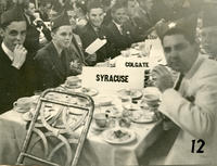 1938 Ekklesia Banquet in Portland, Oregon